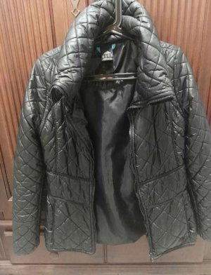 Adidas Veste longue noir