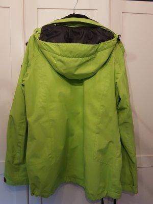 Killtec Outdoor jack neongeel-neon groen