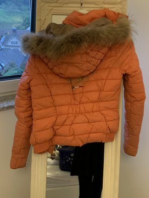 Nickelson Down Jacket salmon