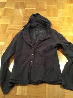 725 Originals Giacca con cappuccio grigio scuro