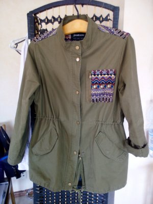 Military Jacket multicolored
