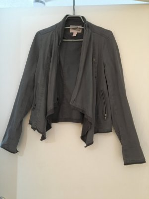 Forever 21 Blouse Jacket grey