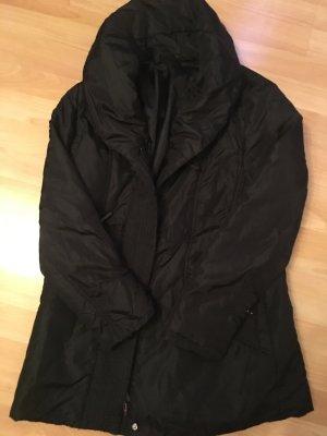 Donsjack zwart