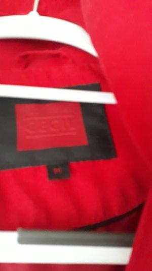 Cecil Between-Seasons Jacket red