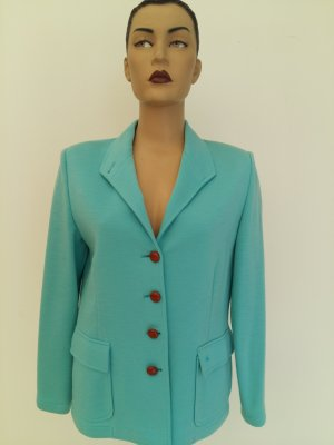 Burberrys of London Wool Blazer turquoise