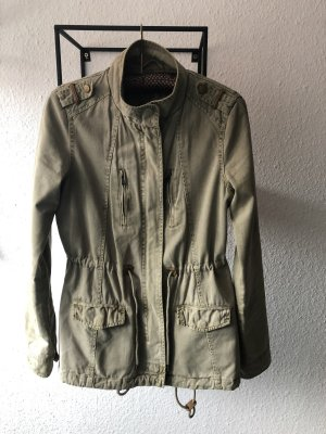 Bershka Safari Jacket multicolored