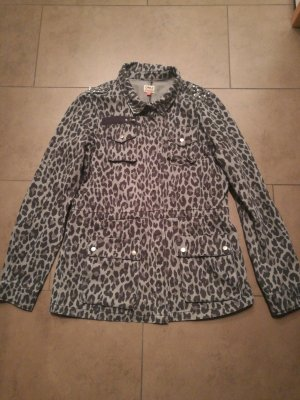 Be only Chaqueta negro-gris