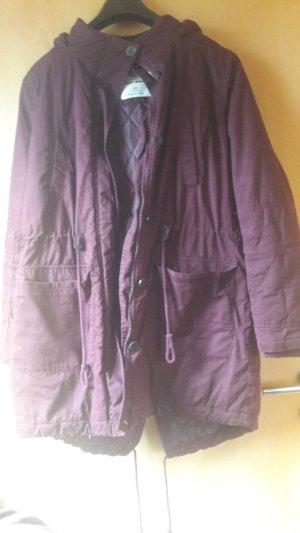 Tally Weijl Oversized Jacket grey lilac