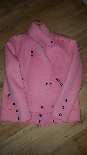 Asos Jacket black-pink