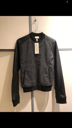 Adidas NEO Bomberjack grijs-zwart