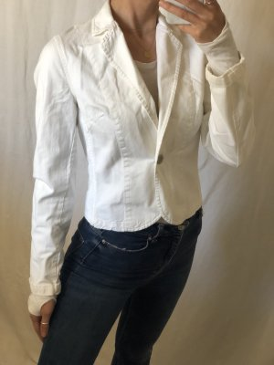 Joop! Jeans Spijkerjack wit