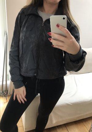 Adidas by Stella McCartney Short Jacket dark grey