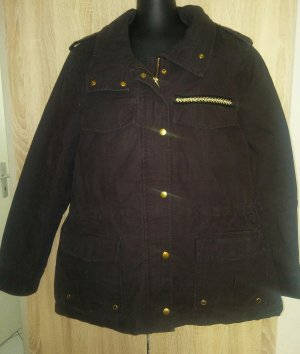 H&M Lang jack donkerbruin-bruin
