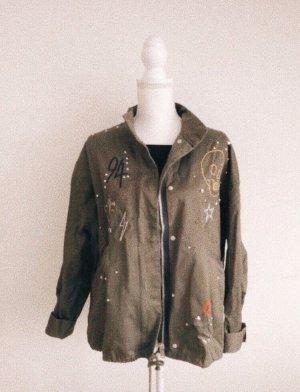 Jacke aus H&M
