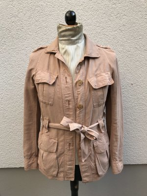 Comptoir des Cotonniers Military Jacket rose-gold-coloured