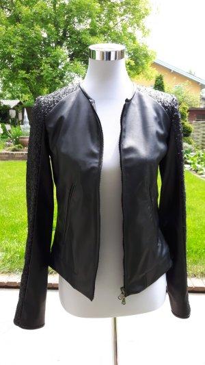 Jacke aus Vegileder von Jones