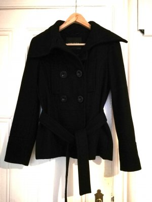 Jacke aus Wolle von Zara