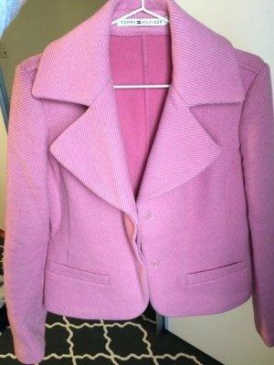 Jacke aus Wollgemisch von Tommy Hilfiger