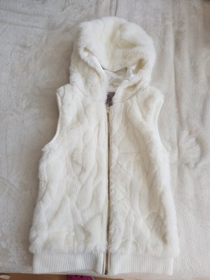 & other stories Pelt Jacket natural white