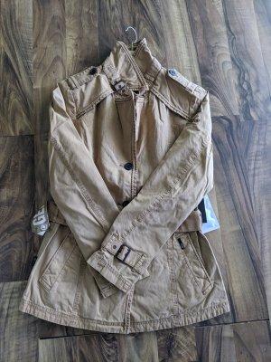 Khujo Fleece Jackets beige