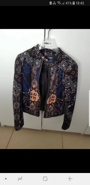 Only Veste mi-saison multicolore