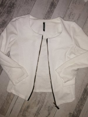 Holy Sweat Blazer natural white