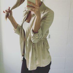 Zara Giacca beige chiaro