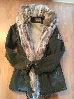 Jacke Best Mountain Parka Khaki M 38