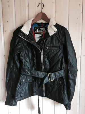 Jacke bikerstyle von Super Dry NEU mit Etikett