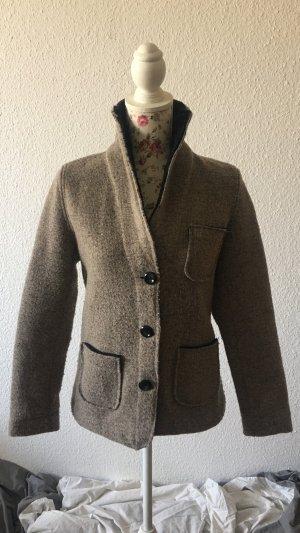 Jacke Blazer Fleece Trachtenmode Made in Italy