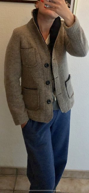 Made in Italy Wool Jacket multicolored
