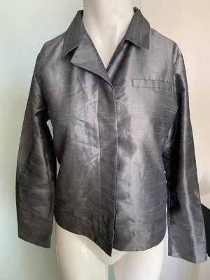 Camera Short Blazer silver-colored