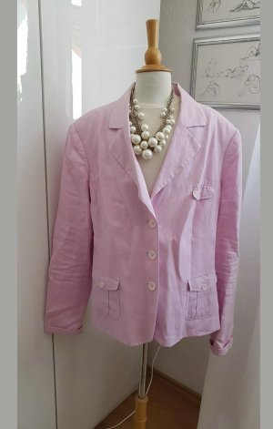 Ambiente Korte blazer roze