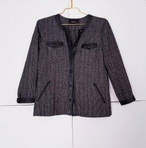 Jacke blazer mit Leder Details von Isabel marant gr. 40