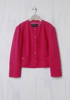 Jacke blazer von Louis feraud gr. 42 Pink