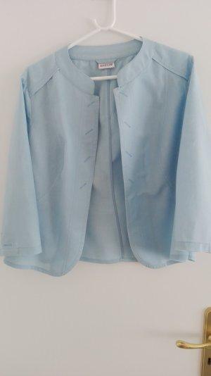 Jacke bleu, dreiviertelärmelig von Biaggini