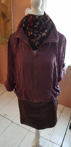 American Rag CIE Oversized Jacket brown violet-dark violet