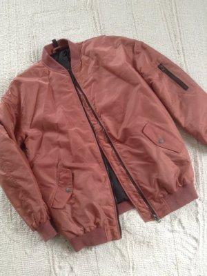 Oversized Jacket russet