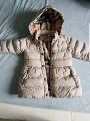 Burberry Winter Jacket light grey
