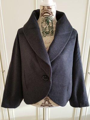 Jacke/Coat aus feiner Wolle