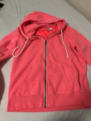 H&M Shirt Jacket neon pink-pink