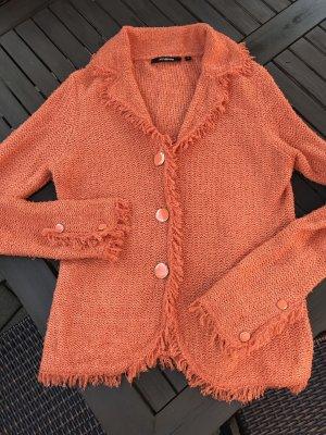 Fabiani Blouse Jacket orange