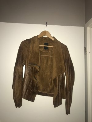 B.young Jacket brown