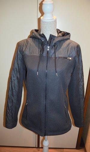Jacke Damen Spyder Outdoor M/L 38/40 Grau Fleece Ardour