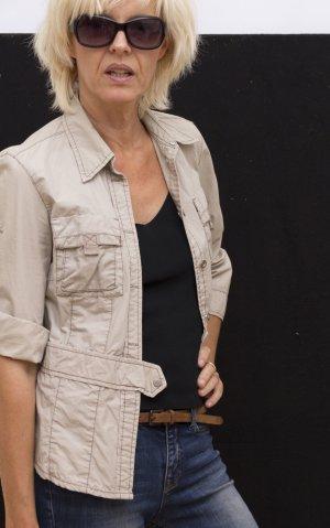 Jacke Damen von Mexx, Gr. 36, leichte Sommerjacke, Damenjacke, Safari-Look