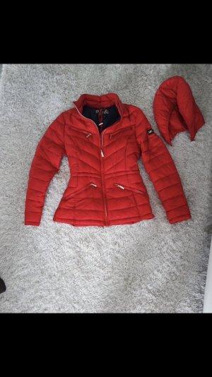 Jacke Daunenjacke rot s michael kors neu übergangsjacke