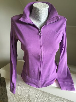 Edc Esprit Veste chemise violet