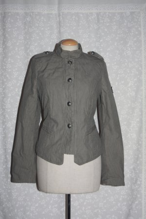 Jacke Drykorn Gr.2 36 Military Cotton sportlic chic