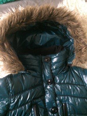 Jacke Dunkel Blau, sehr warm und perfekt für den Winter