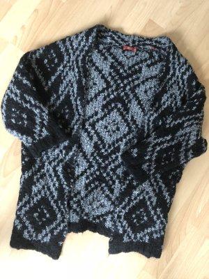 edc by Esprit Giacca di lana nero-grigio